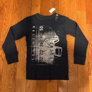 Touchdown Legend Football Long Sleeve Shirt Medium